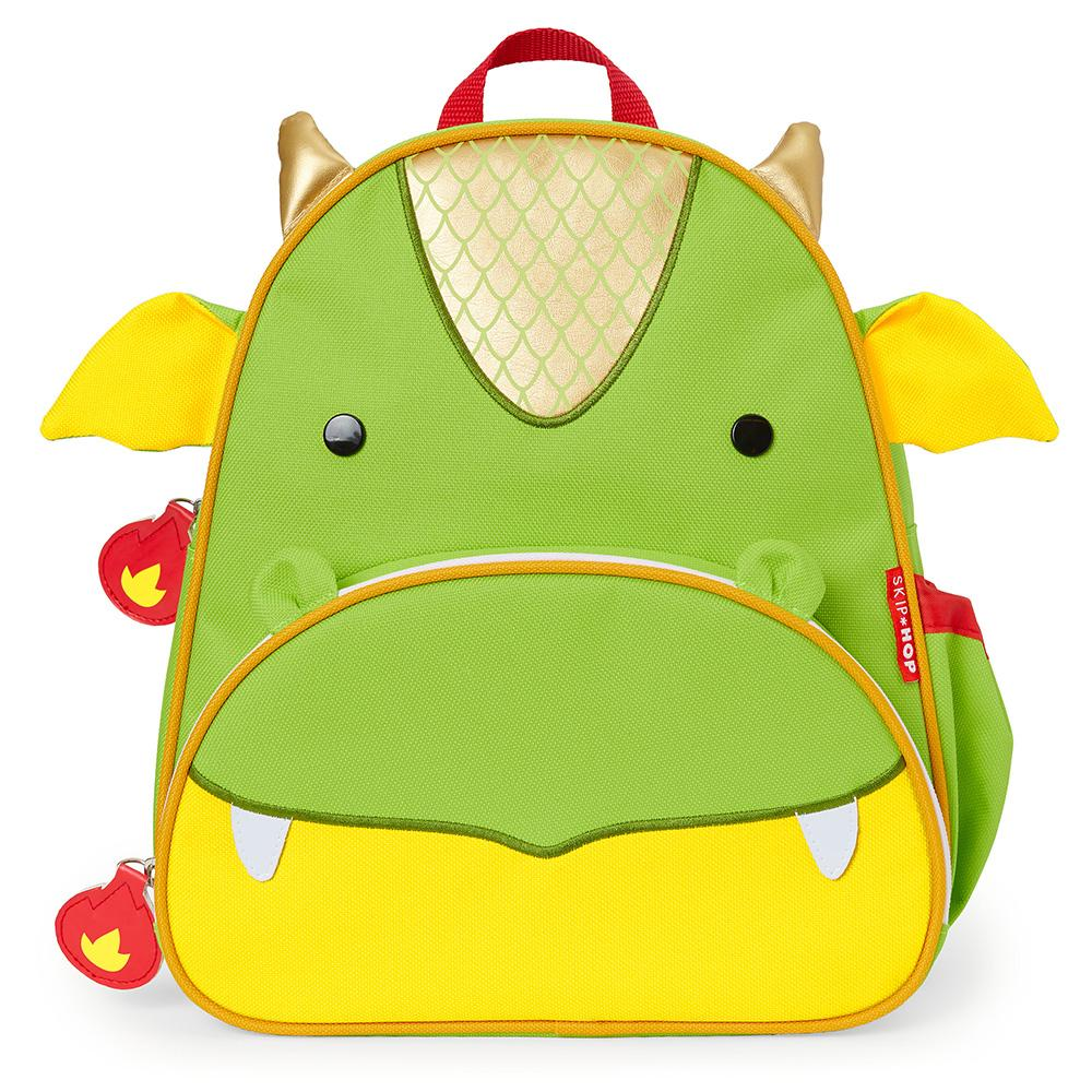 SKIP HOP ZOO DILLON DRAGON BACKPACK - Babyhouse Australia