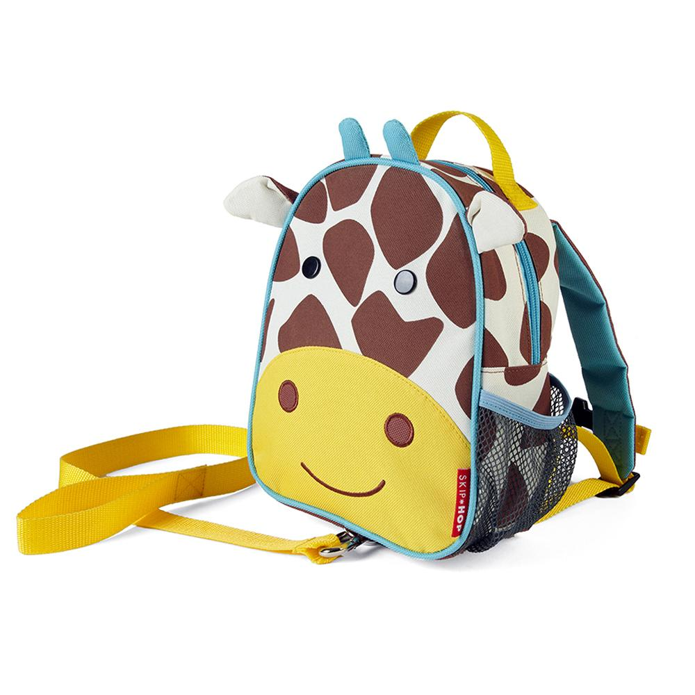 SKIP HOP ZOO JULES GIRAFFE BACKPACK WITH REINS - Babyhouse Australia