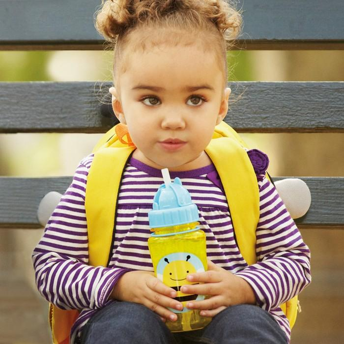 SKIP HOP ZOO BROOKLYN BEE WATER BOTTLE - Babyhouse Australia