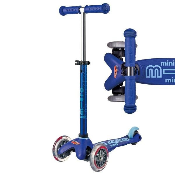 Mini Micro Deluxe Scooter - Blue - Babyhouse Australia