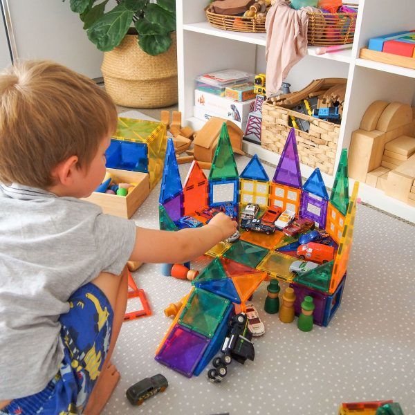 Connetix Tiles 62 Piece Set - Babyhouse Australia