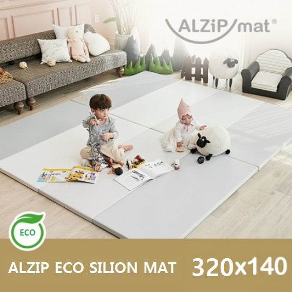 *Pre-order Arrive in early May* ALZIP MAT SILION ECO URBAN MG[320cmx140cm] - Babyhouse Australia