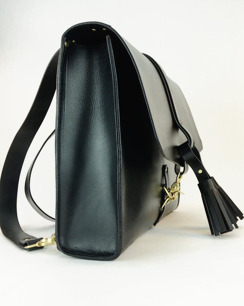 Backpack Convertible | Adeline | Onyx