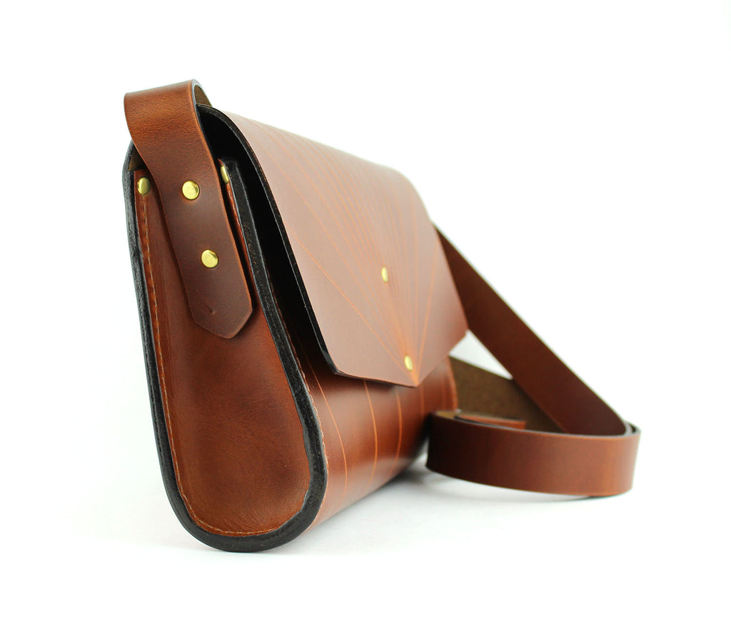 Purse | Nazca | Chestnut