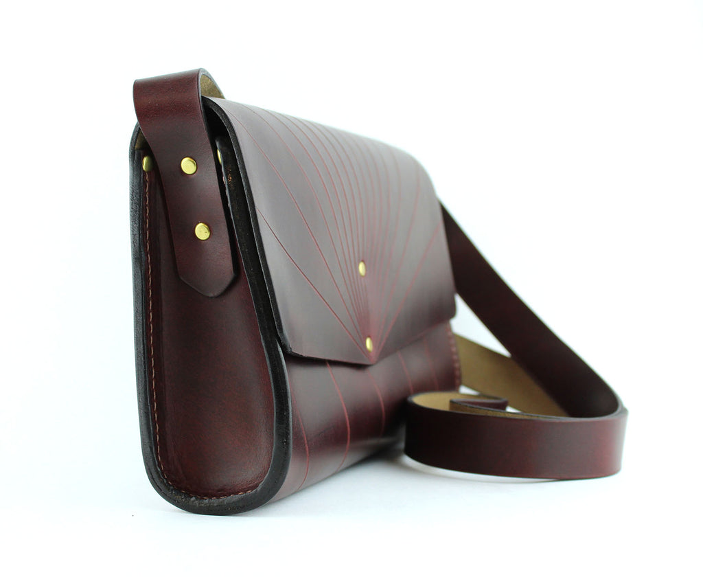 Purse | Nazca | Plum