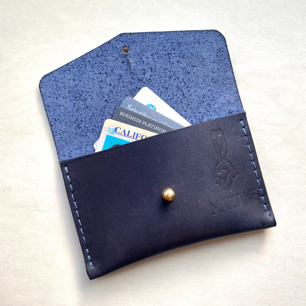 Envelope Wallet | Indigo