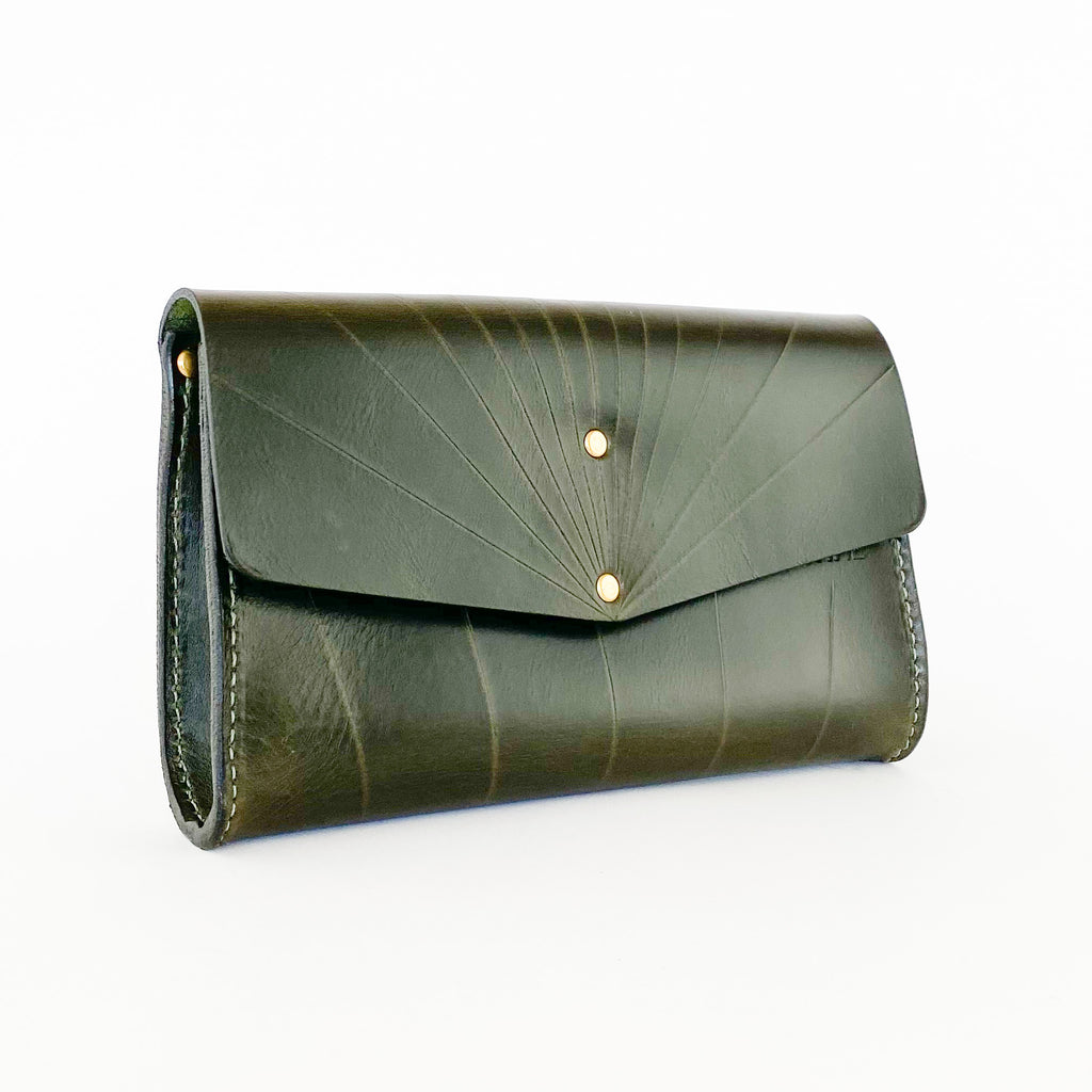 Wristlet | Nazca | Hunter Green