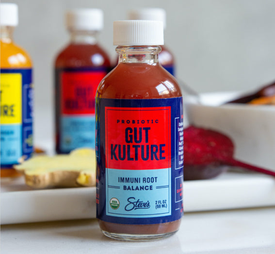 Immuni Root Gut Kulture Shot - Steves
