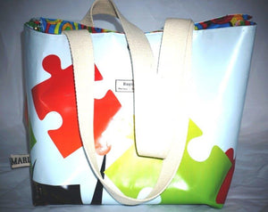 Upcycled Shopper