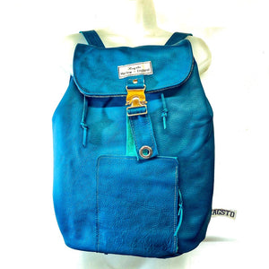 Leather Rucksack (Small or Large)