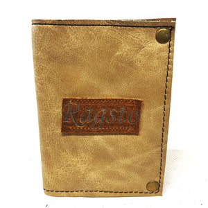 Ragsto Elemental Wallet tan