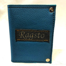 Load image into Gallery viewer, Ragsto Elemental Wallet teal