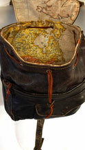 Load image into Gallery viewer, Leather Rucksack (Small or Large)