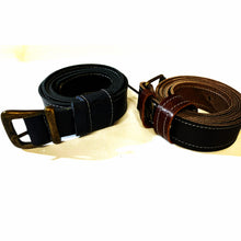Load image into Gallery viewer, Ragsto Leather belt