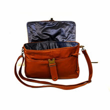 Load image into Gallery viewer, Laptop or briefcase style shoulder bag