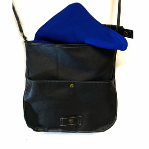 Upcycled Small shoulder bag