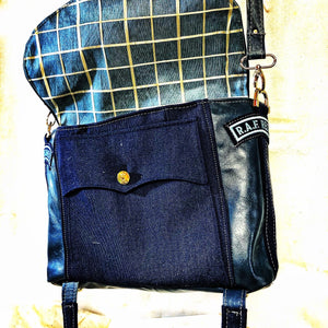 RAF Uniform satchel