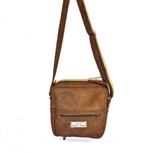 Special Antelope leather Shoulder bag