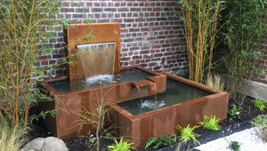 Bassin Cascade / Waterfall Pond