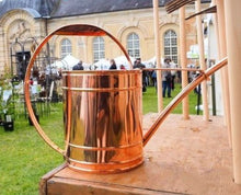 Load image into Gallery viewer, Arrosoir en cuivre / Copper watering can