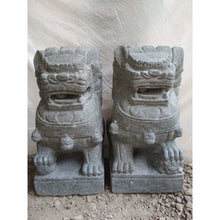 Load image into Gallery viewer, Couple de chiens Fu Foo / Fu Foo dogs couple