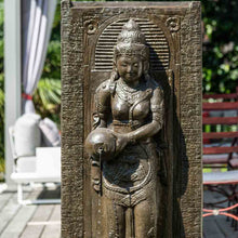 Load image into Gallery viewer, Fontaine Déesse Dewi Sri / Dewi Sri Goddess fountain