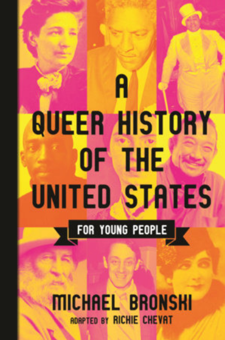 A Queer History of the United States for Young People (UPP)