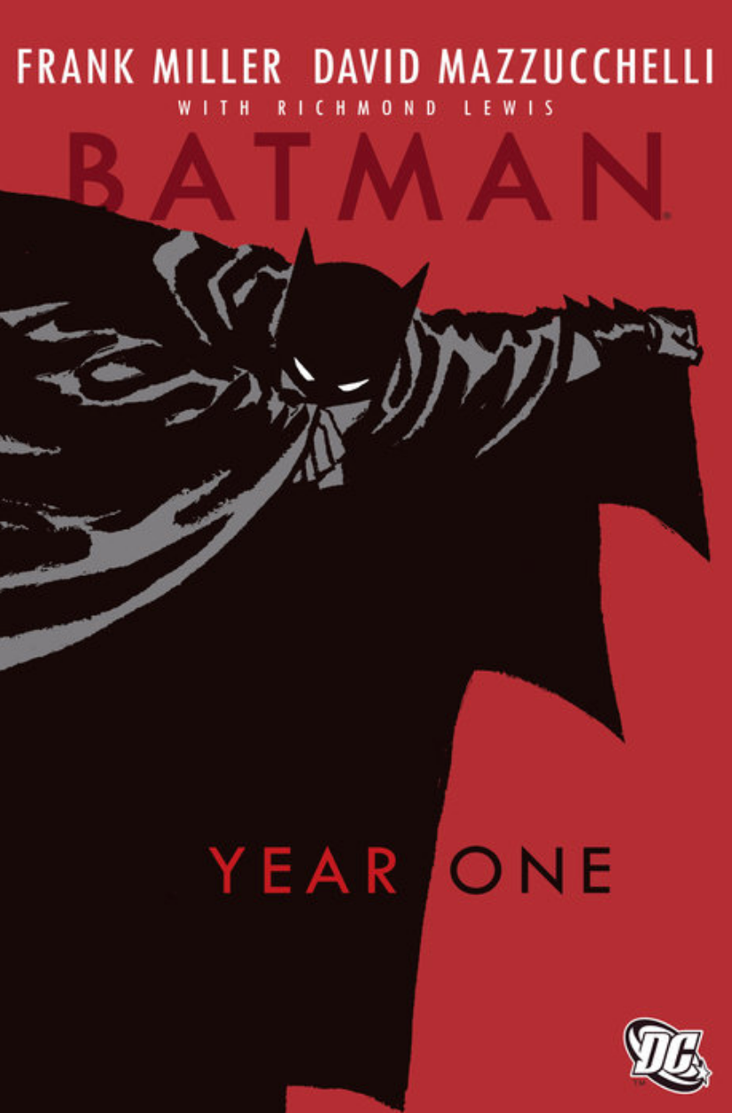 Batman: Year One — Frank Miller & David Mazzucchelli
