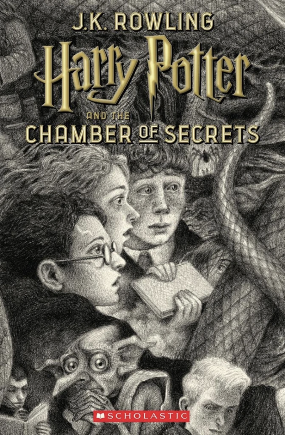 Harry Potter and the Chamber of Secrets — J.K. Rowling
