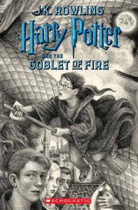 Harry Potter and the Goblet of Fire — J.K. Rowling