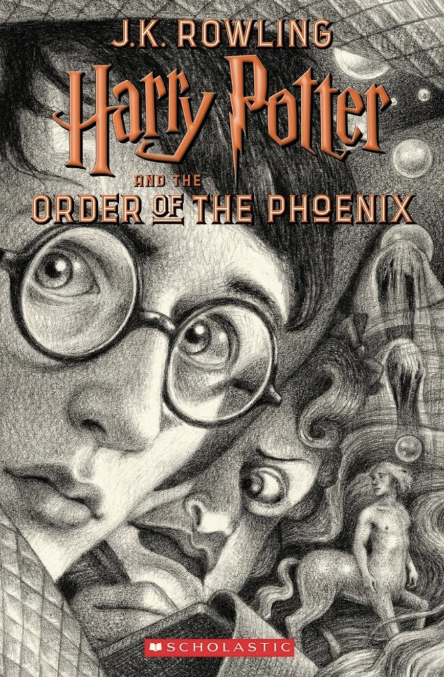 Harry Potter and the Order of the Phoenix — J.K. Rowling