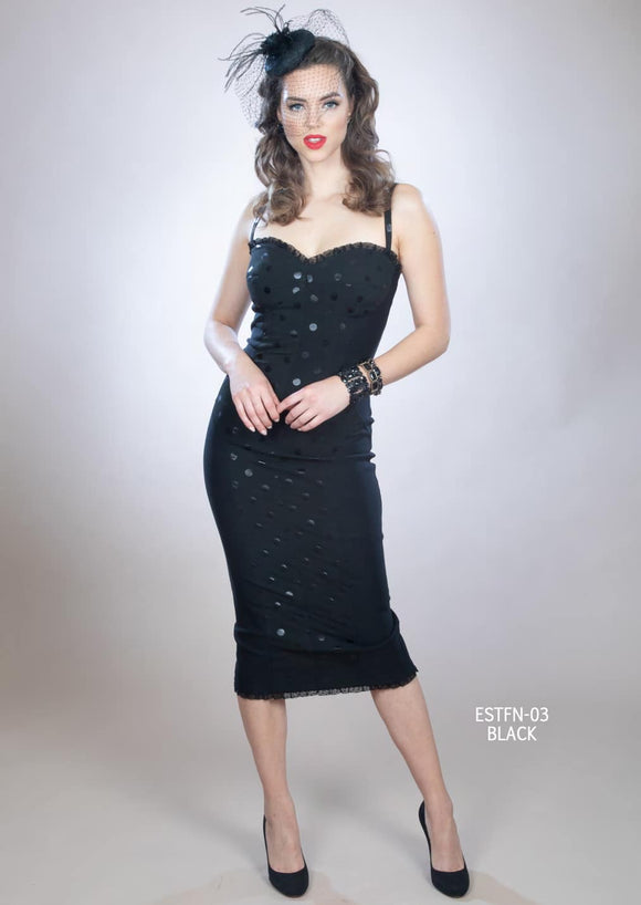 Stop Staring Estefania Fitted Dress