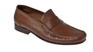 Sandro Moscoloni Brown Alcazar Men's Shoe