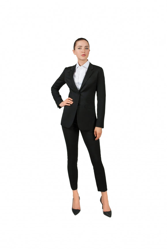 Black Women's Suit