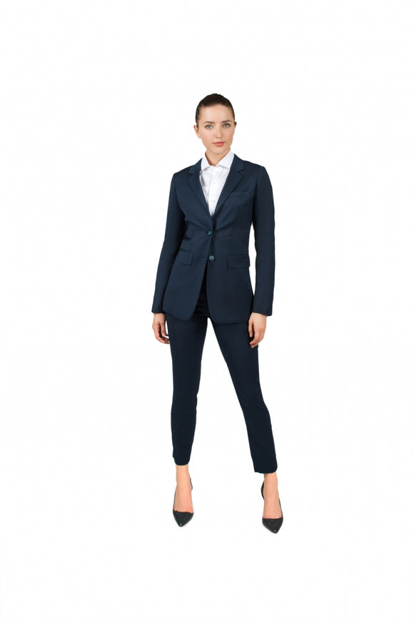 Navy Women's Suit