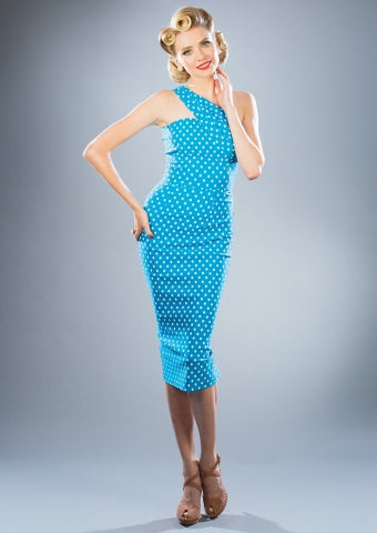 Kennedy Fitted Dress by Stop Staring!