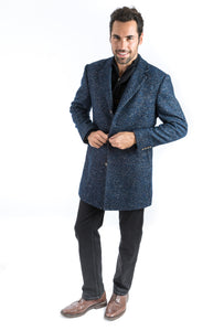 Blue Mountain Classic Fit Overcoat