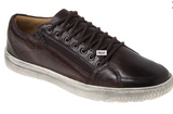 Sandro Moscoloni Black/Brown Cory Men's Shoe
