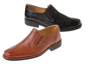 Sandro Moscoloni Black/Brown Tampa Men's Shoes