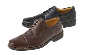 Sandro Moscoloni Black/Brown Gary Men's Shoes