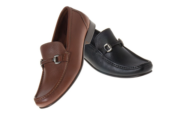 Sandro Moscoloni Black/Brown San Remo Men's Shoes
