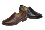 Sandro Moscoloni Black/Brown/Tan Stuart Men's Shoes