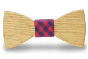 George Handmade Wooden Bow Tie