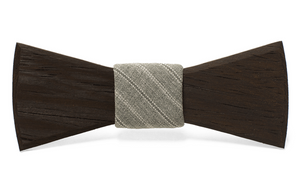 Doc Handmade Wooden Bow Tie