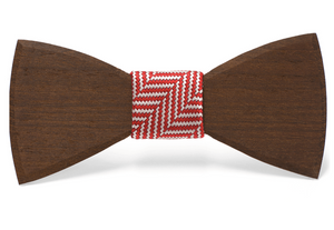 Clifford Handmade Wooden Bow Tie