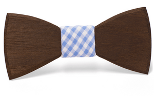 Cleveland Handmade Wooden Bow Tie