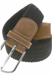 Charcoal Stretch Belt