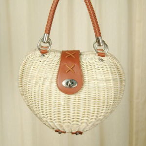 White Nikki Handbag