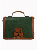 Green Changing Tides Handbag
