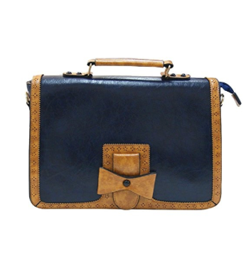 Navy Changing Tides Handbag